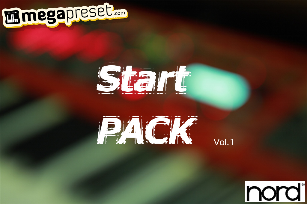 Start Pack Vol 1 for Nord electro